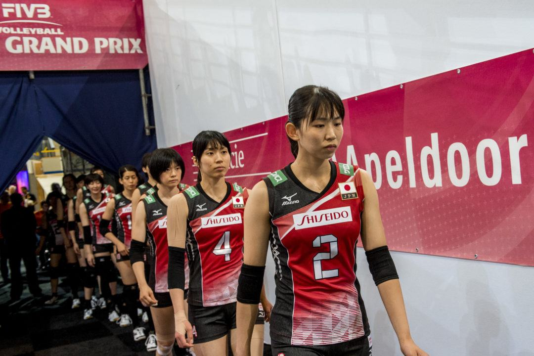 Favorites Dominate Day 1 Of Women's Volleyball At The 2018 Asian Games