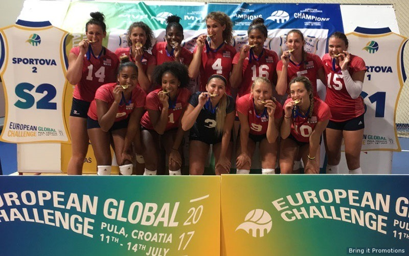 Washington's Schwan Leads USA CNT To European Global Challenge Title