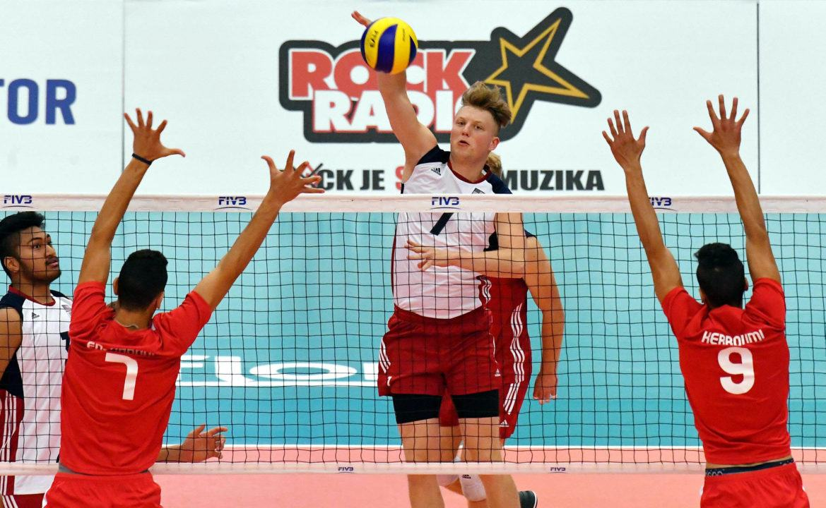 Balanced Attack Earns USA Second Victory at U21 Championships