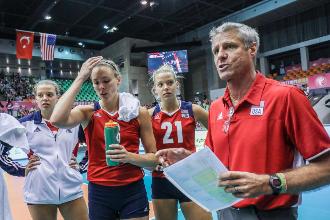 U.S. Women Fall in Five Sets vs. Italy for First 2017 Grand Prix Loss