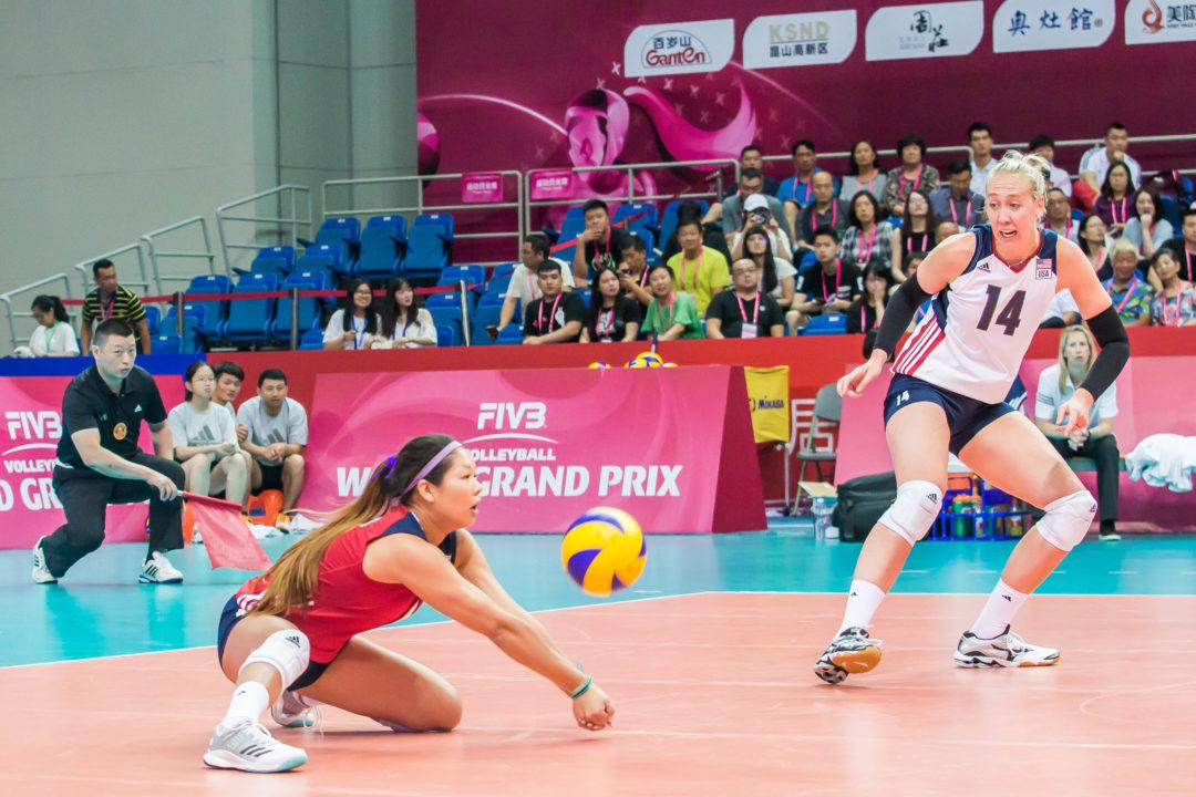 USA Announces 14-Woman Roster for 2018 Pan American Cup