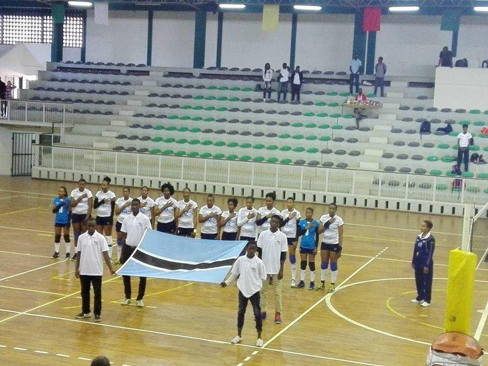Both Botswana & Mozambique Men & Women Advance from Africa Pool F