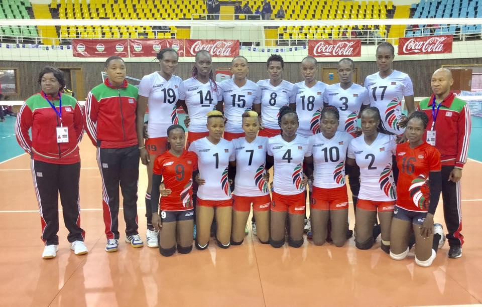 2018 WChamp Qual: Kenya & Egypt Women Advance to African 2nd Round