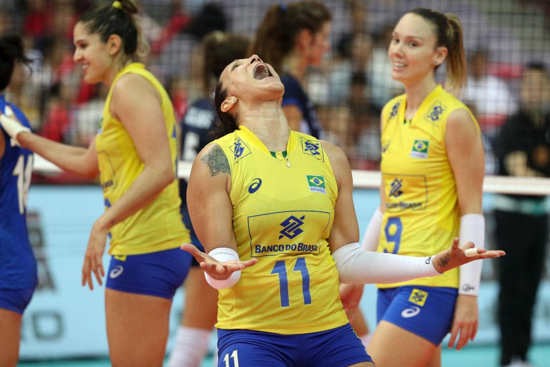 Full Team Rosters For Brazil's Men's And Women's Teams Announced
