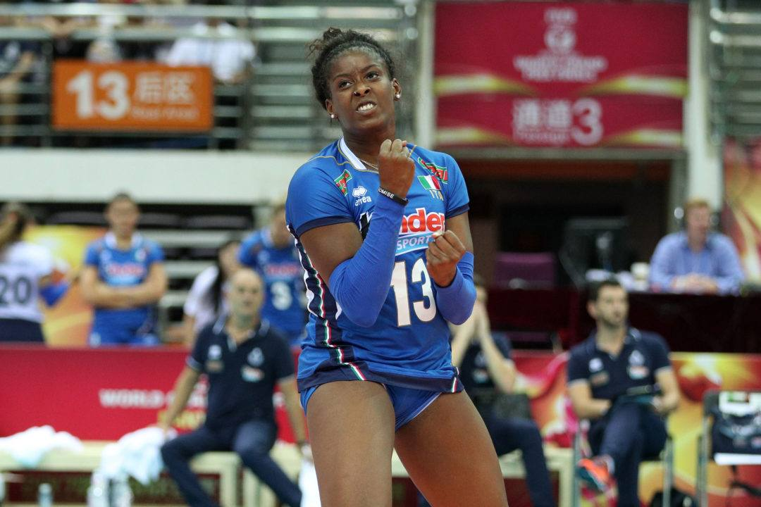 Doping Accusation Against Italy's Miriam Sylla is Dropped