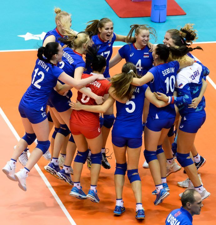Russia Repeats as WUGs Champions (Women's) in Taipei