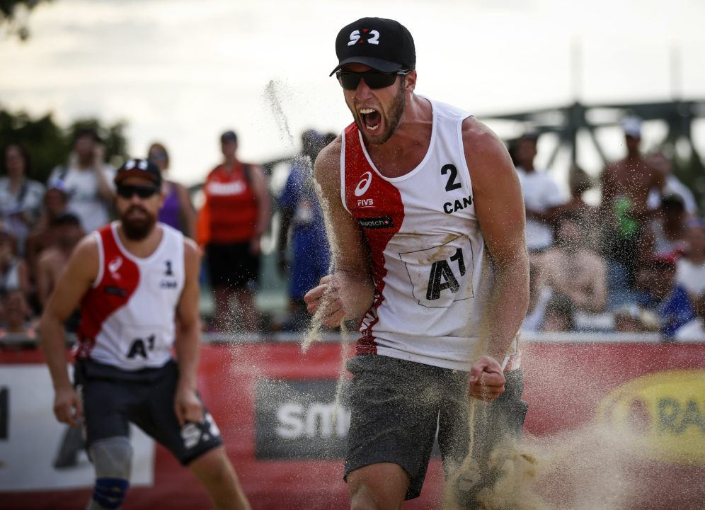 Pedlow/Schachter Eliminate Nicolai/Lupo In Straight Sets