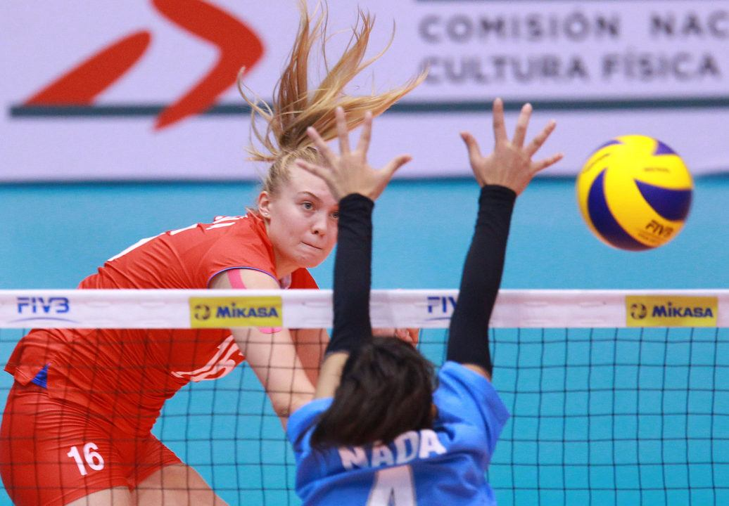 Maria Vorobyeva Signs with Zarechie in Russia