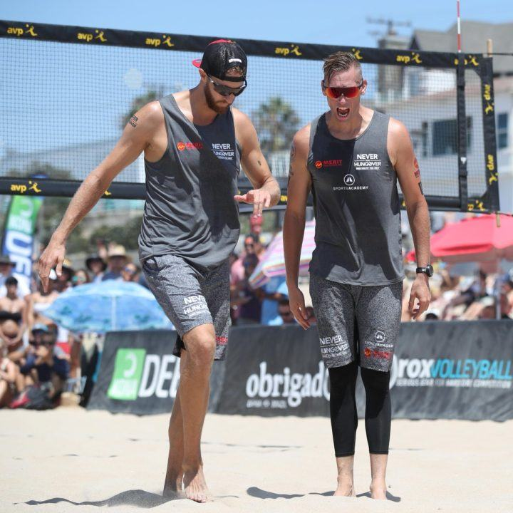 Priddy/Ricardo, Brunner/Patterson Down Top 2 Seeds to Make AVP Semis