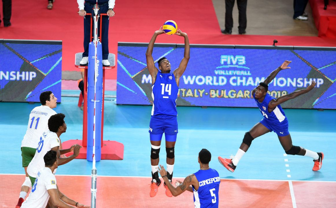 All 24 Teams Determined For 2018 FIVB Men's World Championships