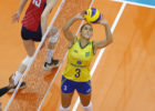 Olympic Champion Dani Lins Starts For Brazil After 2 Years