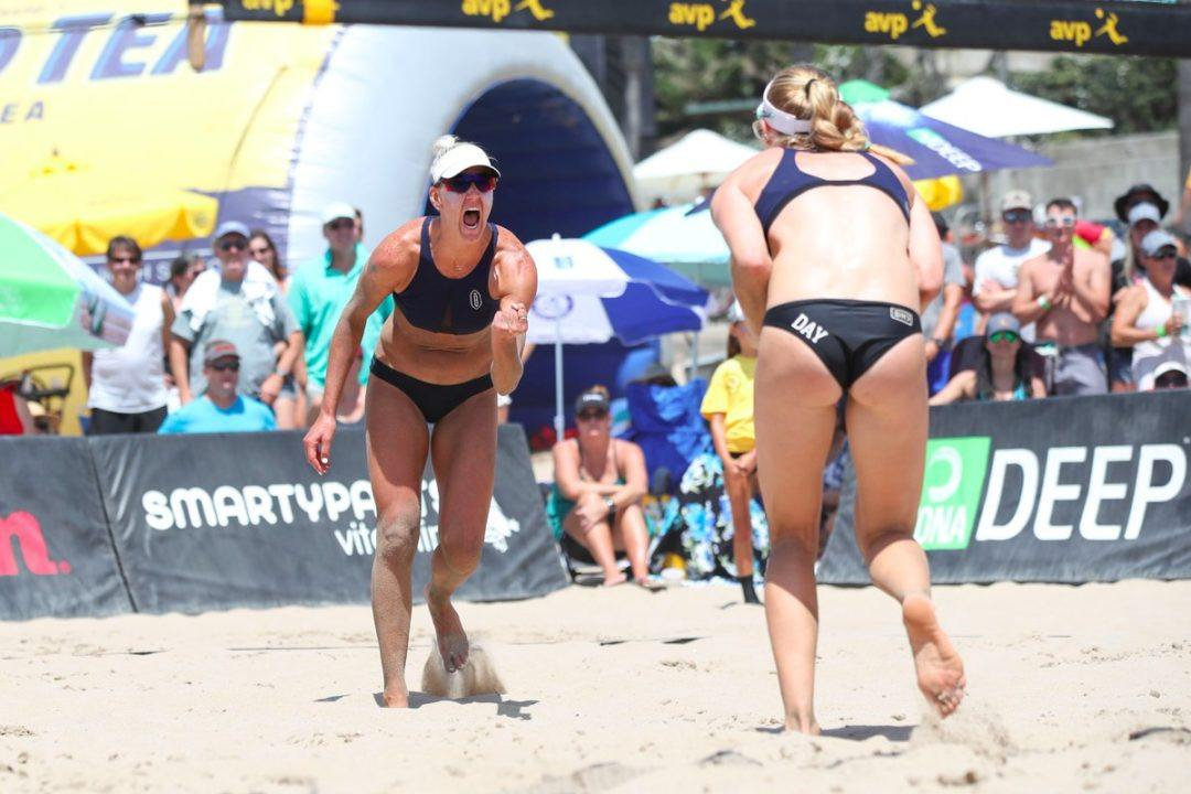 Two-time Champs Hochevar/Day to Face Off in Manhattan Beach