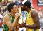 After Alison/Bruno Split Up, World Champions Evandro/Andre Follow