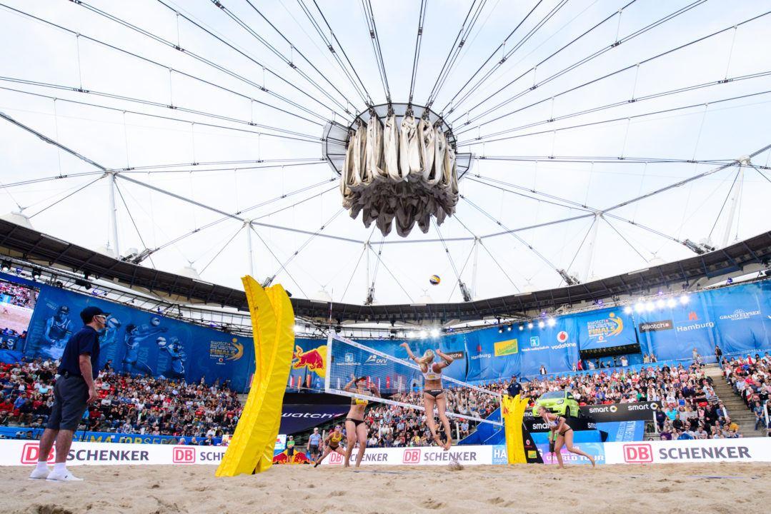 Three Women's Pairs Remain Unbeaten At World Tour Finals