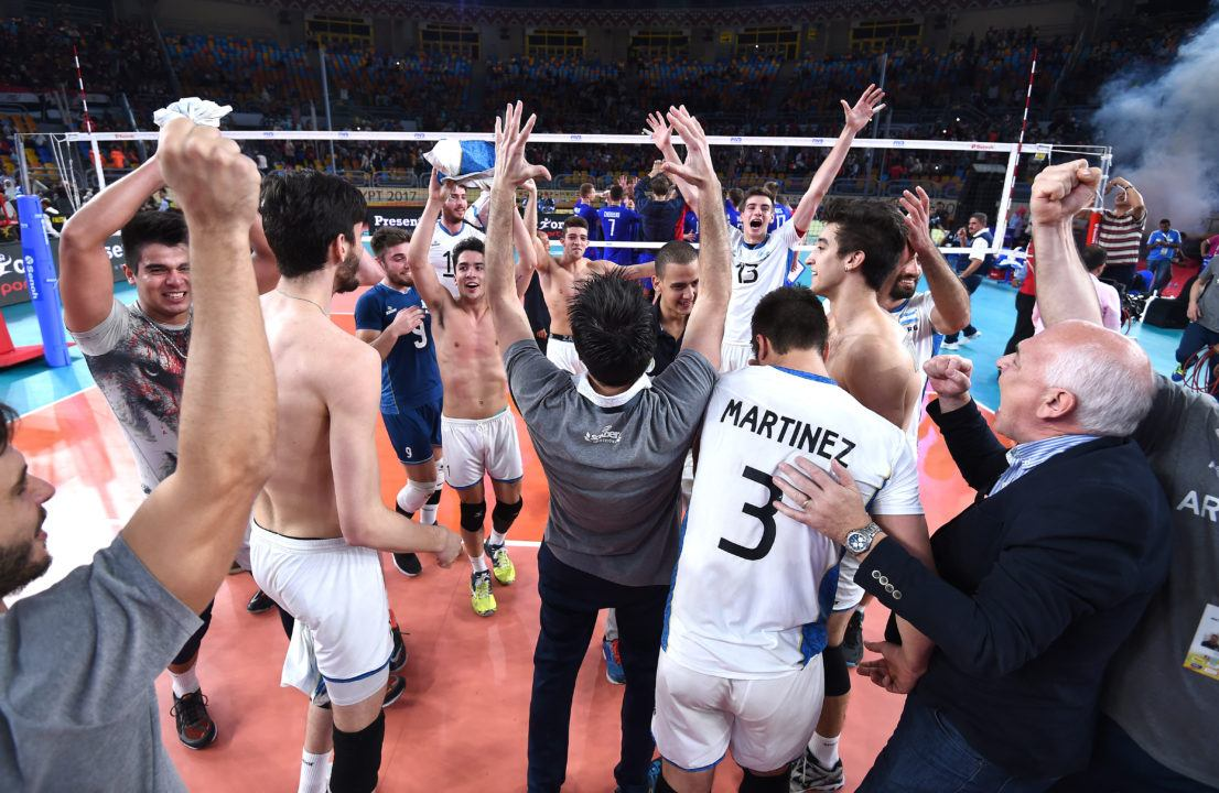 Argentina beats Russia, Wins Historic World Title at Men's U23 Worlds