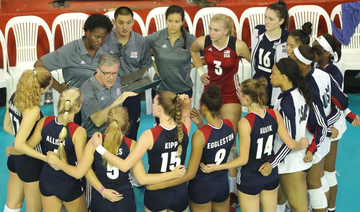 USA eliminated by Italy from Girls' U18 Worlds in game with 7pt set