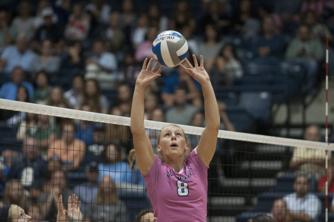 San Diego's Kristen Gengenbacher Claims WCC Player of the Week