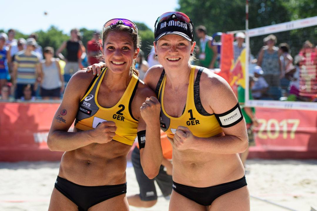 "Germans Laboureur/Sude Say #FTLMajor Was ""Perfect Way to Start"" 2017"