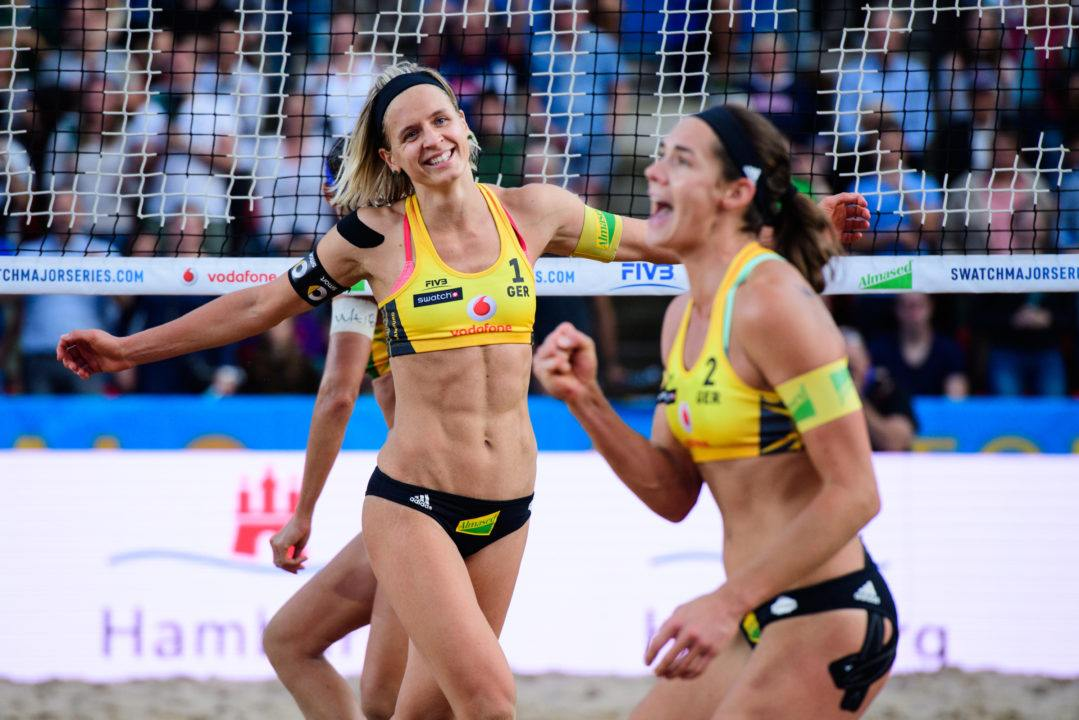 Ludwig/Walkenhorst Defeat #1 Talita/Larissa At World Tour Finals