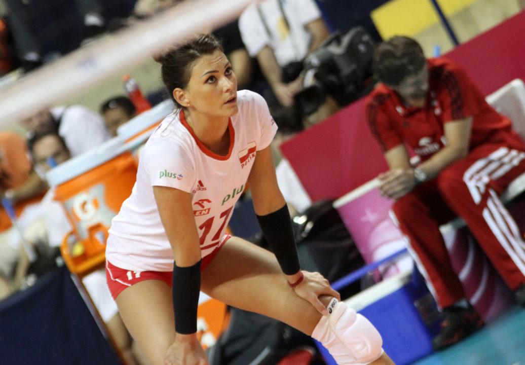 Katarzyna Skowronska Inks Deal With Brazil's Hinode/Barueri
