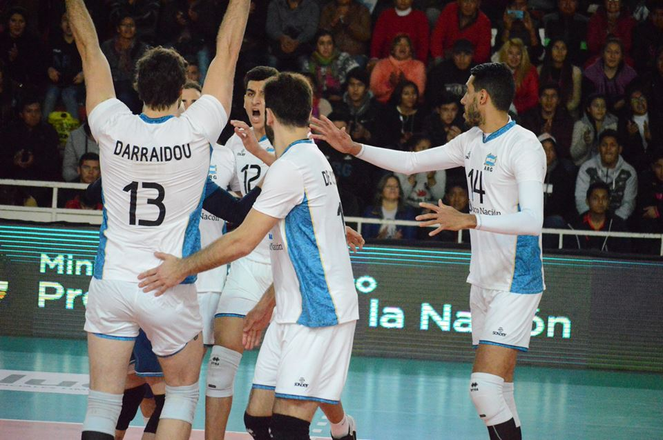 Argentina Starts South American Qualifier With Win Over Chile