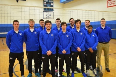 Hilbert College to Suspend Men's Volleyball Team for 2018 Season