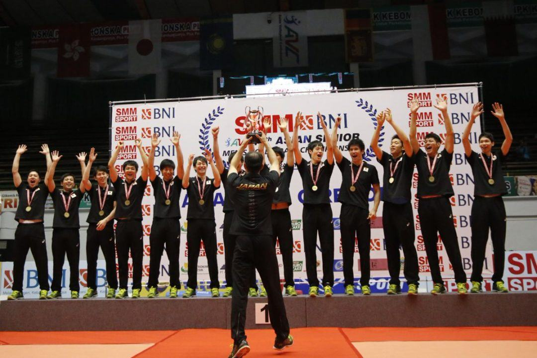 Japan Edges Kazakhstan to Claim Second Straight Asian Men's Title