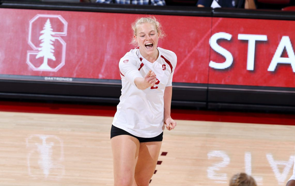 Stanford Heads Back to the Final Four With an Assertive Sweep of Texas