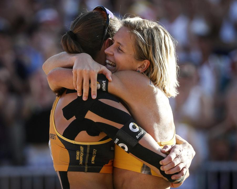 A Look At The Women's Beach World Championships (Photo Vault)