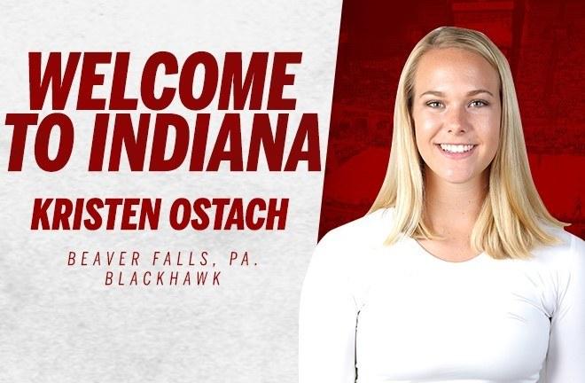 Indiana Adds Fordham Grad Transfer Kristen Ostach