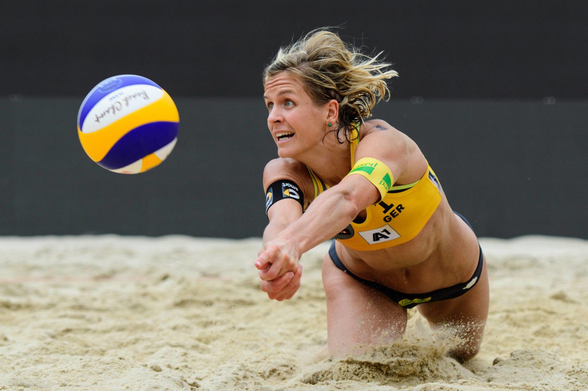 Defending Gold Medalists Headline Beach Worlds Women S Semifinals