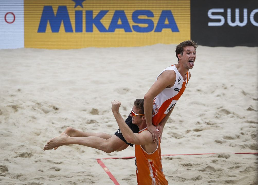 Top Statistical Leaders From The Vienna Beach World Championships