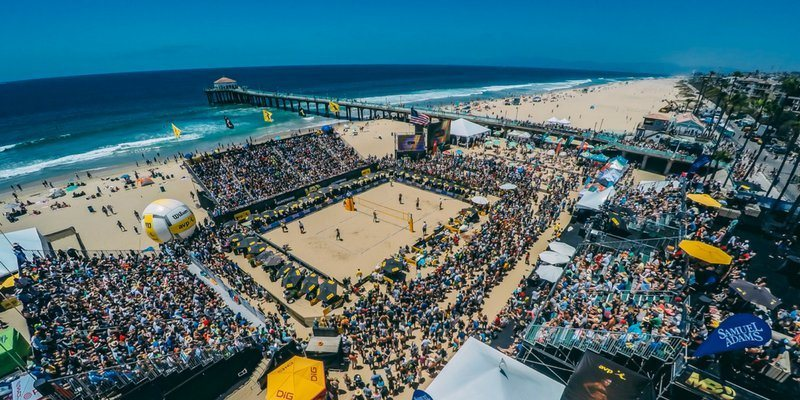 Top Seeds Fendrick/Ross, Day Hochevar On To Manhattan Beach Quarters