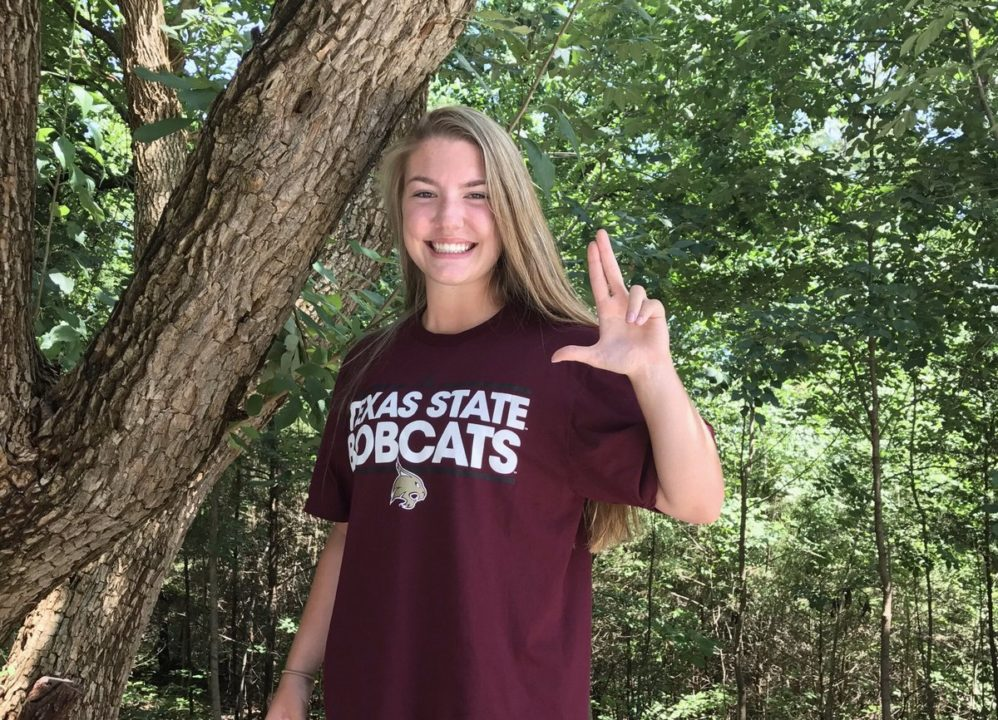 2019 Recruit Michelle Foster Commits to Texas State