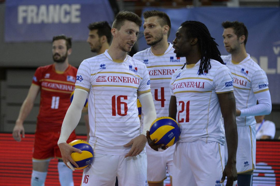 French Star Nicolas Marechal Announces Move To Russia