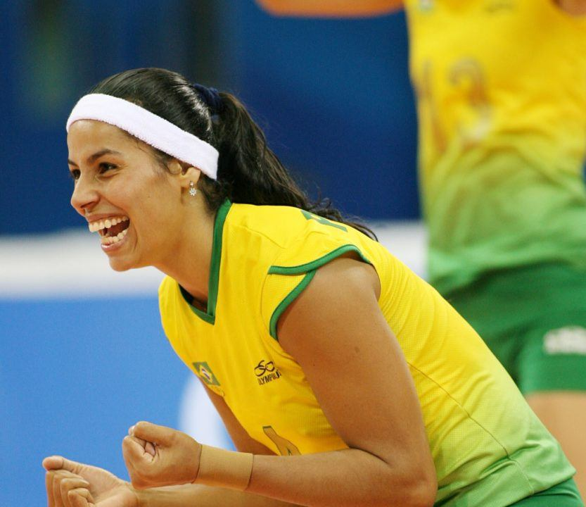 Osasco Signs 2008 Olympic Games MVP Paula Pequeno