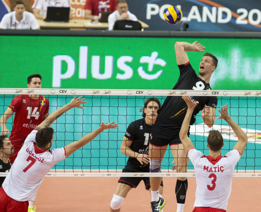 Pieter Verhees Injury Leaves Him Uncertain About EuroVolley Quarters
