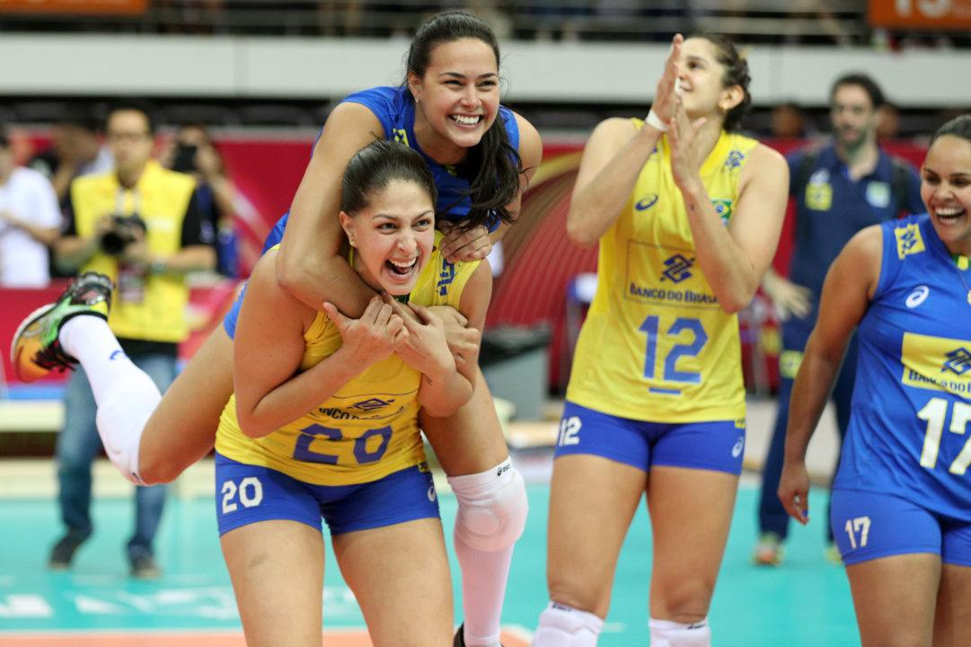 Brazil Calls Preliminary Women's WCH Roster – Thaisa And Dani Are Back