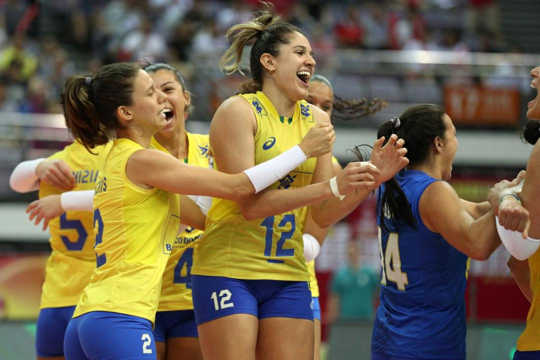 WATCH LIVE: Brazil Tries to Defend its WGP Crown vs Italy in '17 Final