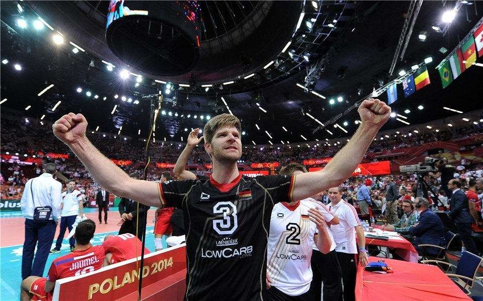 Sebastian Schwarz Signs with United Volleys Rhein-Main in Germany