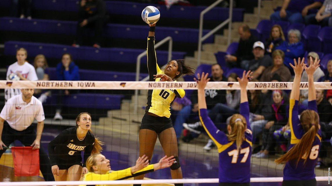 Shockers (RV) Fight Off 2 Match Points to Topple Marquette (RV) in 5