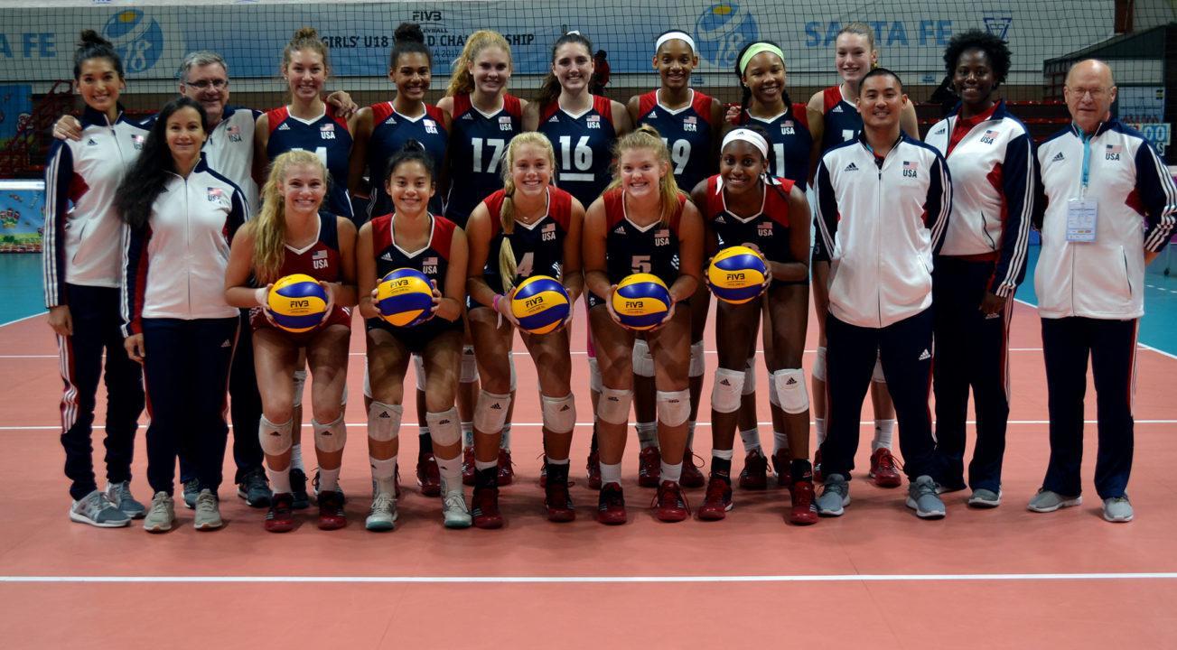 Team USA Ready for Round of 16. Prelims Full Recap. Girls' U18 World's