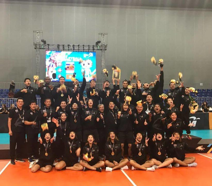 Thailand Sweeps SEA Games Titles