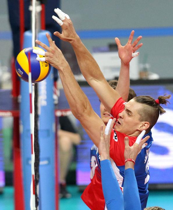 Turkey Struggles From Service Line in Friendly Loss to Czechs