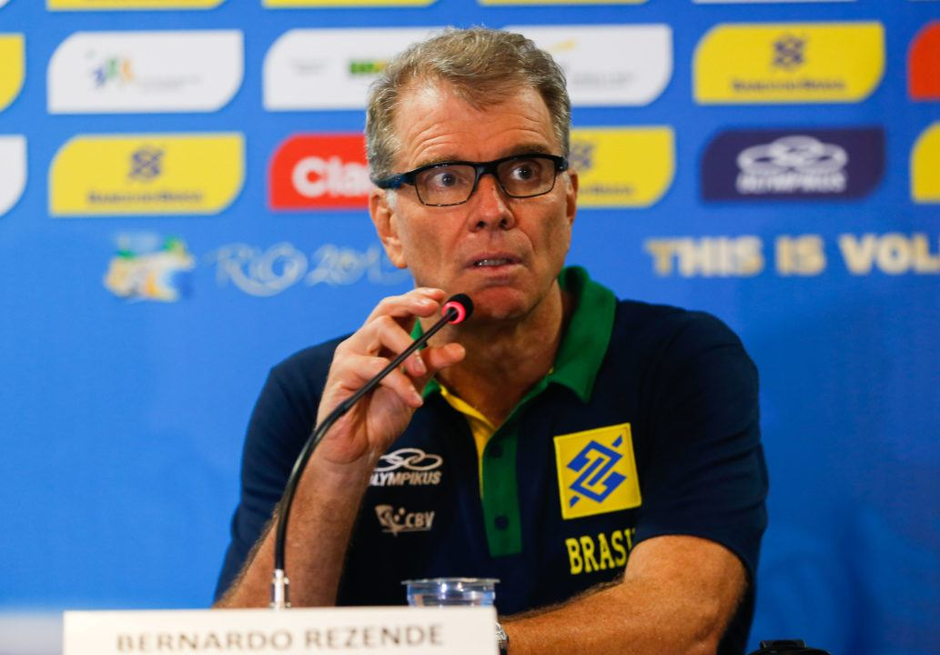 Bernardinho's Move To Politics Could Harm Brazilian Female Volleyball