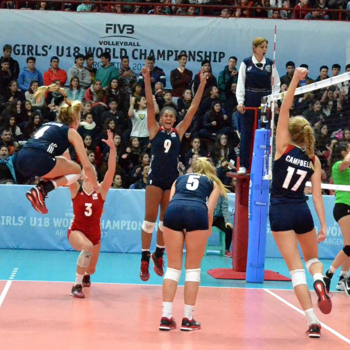 Team USA Announces Final Roster For Women's World Grand Champions Cup