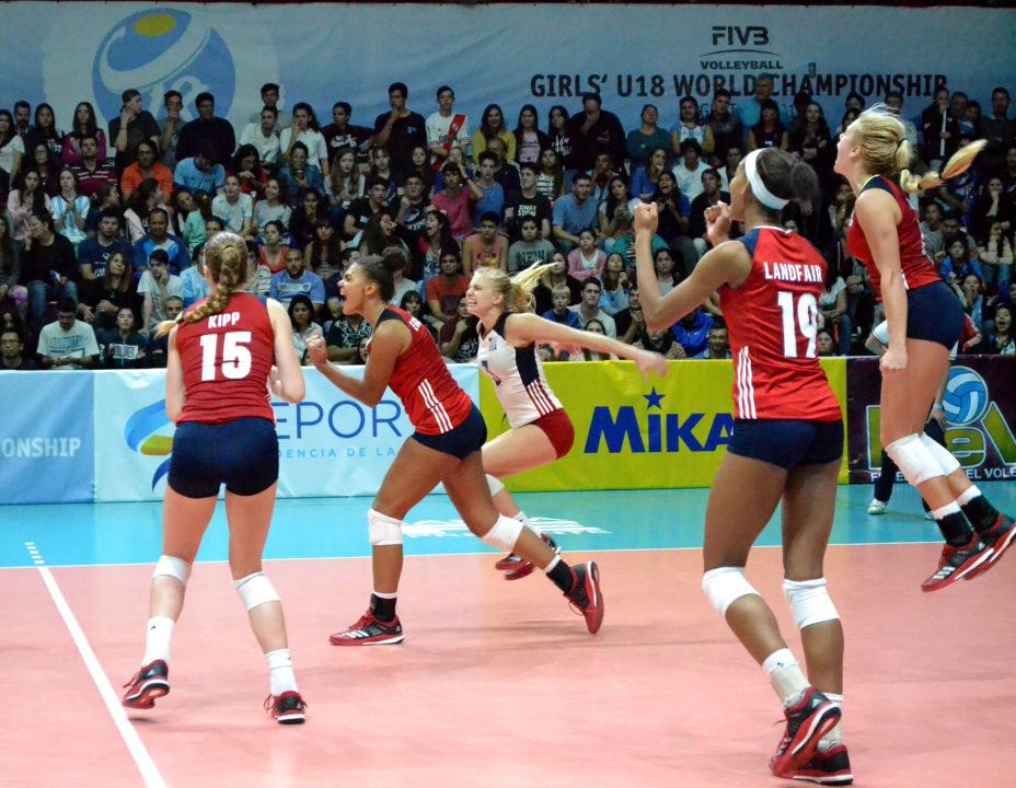 Texas Bound Eggleston Powers Team USA to Girls' U18 Worlds' Round of 8
