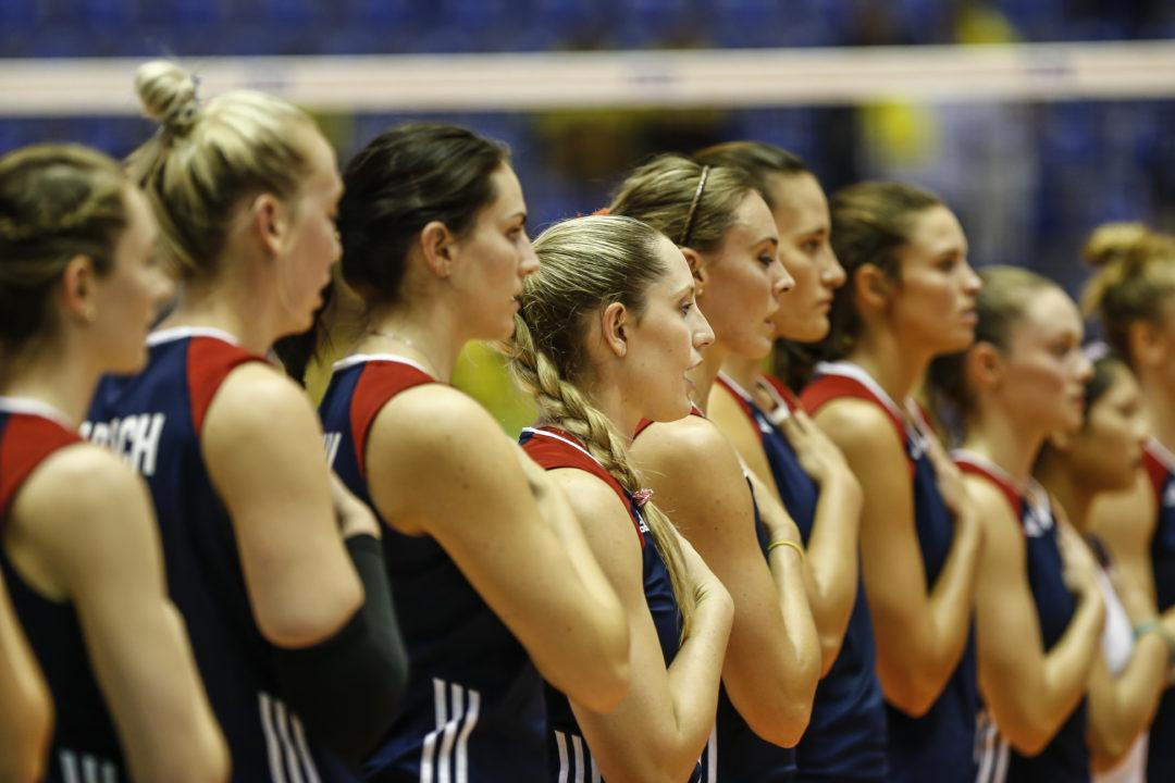 Team USA beats Brazil 3-0 in First Match of USAV Cup (Full Video Replay)