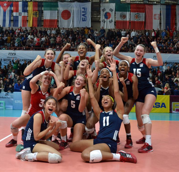 Nebraska's Kubik scores 31 in Team USA win. Day 5 of Girls' U18 Worlds