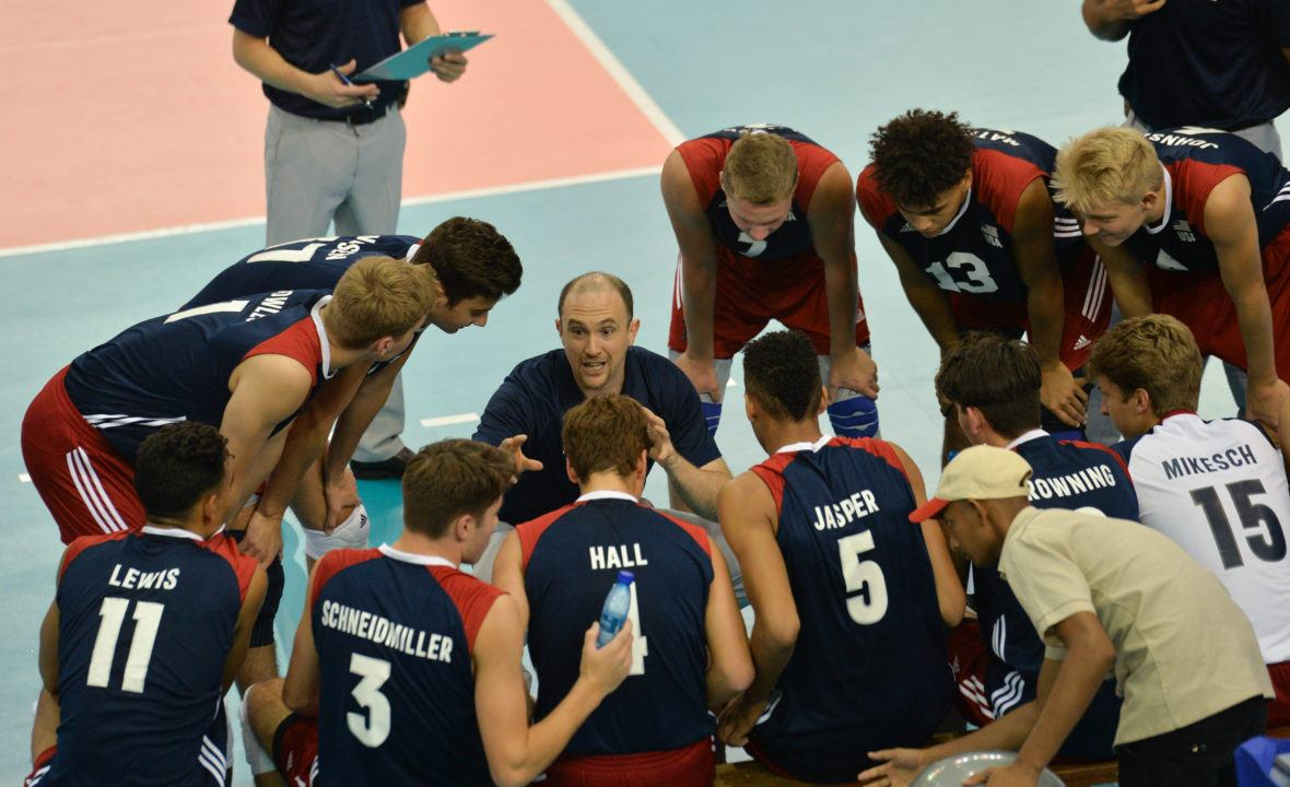 Joel Schneidmiller guides USA to the win in Day 2 of Boys' U19 Worlds